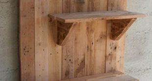 Möbel aus Paletten und Holzkisten