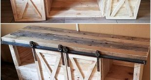Rustic Pallet Wood Ideas and Projects