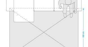 Teppich Flocatic Lines (handgetuftet)