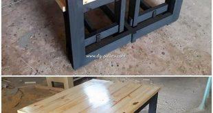 Unglaubliche DIY-Projekte aus recycelten Holzpaletten