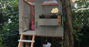 Weitere Ideen: Amazing Tiny Baumhaus Kinder Architektur Modern Luxury Baumhaus