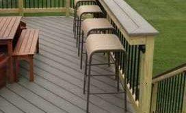 Wood Pallet Deck Bar Ideas 16 Ideas