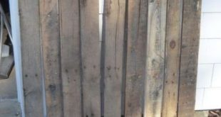 Wood Pallet Fence Ideas Woodworking Projects 59+ Ideas