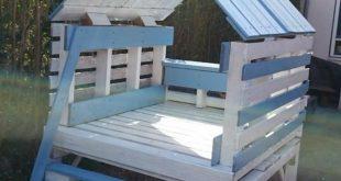 super ▷ 1001 + Ideen für Gartenmöbel auf Paletten + Tipps für den Außenbereich